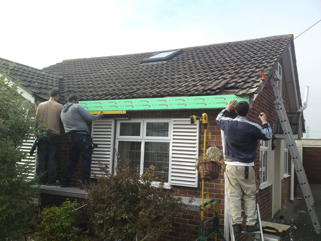 We only use our own installers to guarantee the quality of our work.